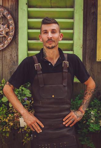 Chef Carlos Perez