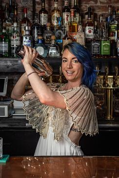 Bartender Kellie at Fino Pizza Bar