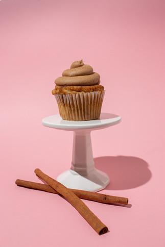 Cinnamon Cupcake