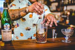 Dustin Amore, Bartender