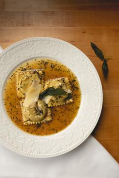Short Rib Ravioli, Bartolo Restaurant, Newtown, CT