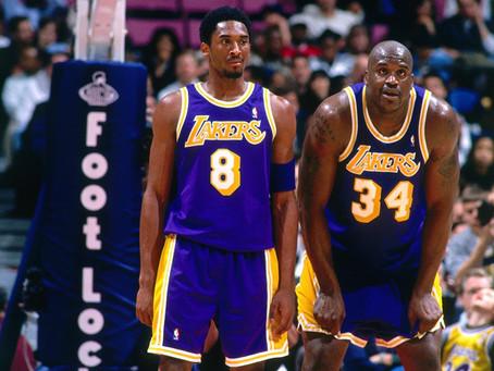 Top sneakers Kobe Bryant ever played in