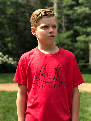 Red Kids' T-Shirt