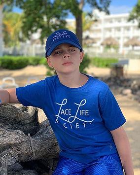 🌬Cool Blue _ Kids' T-Shirts & Hats avai