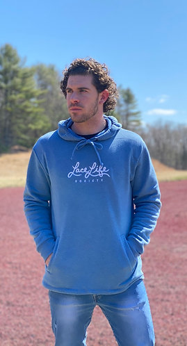UNC Blue Pullover Hoodie