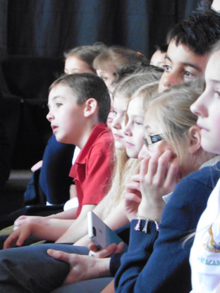 Utah Shakespeare Festival Brings the Spotlight to Arches Academy