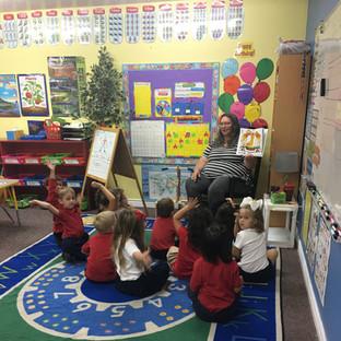 Teacher Spotlight: Jenn Clark, Kindergarten