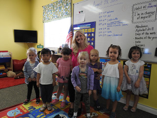 Teacher Spotlight: Julie Inglish, Kindergarten