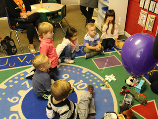 Preschool is the foundation to a child's success