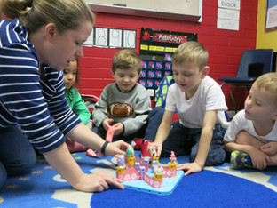 Part II: Preschool is the foundation to a child's success
