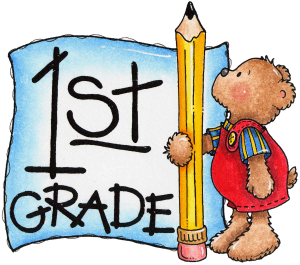 1st Grade Bear