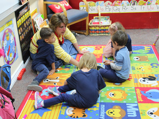Teacher Spotlight: Stefanie Hall, Preschool 3