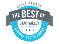 Voted #1, Best of Utah Valley
