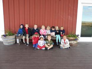 Prek-Kindergarten Pumpkin Patch Trip