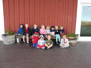 Prek-Kindergarten Pumpkin Patch Trip