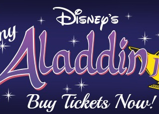Buy Your Aladdin Tickets Now!