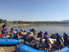 Middle School Moab Leadership Retreat