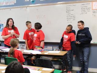 Teacher Spotlight: Amy McLaughlin, 8/9