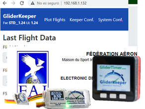 #9 GliderKeeper: New Fw 1.24 FAI Approved. Release notes