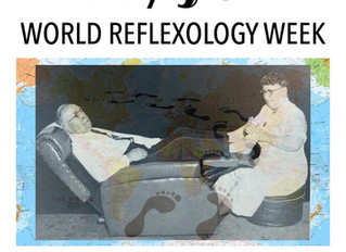 DAY 3 of WORLD REFLEXOLOGY WEEK 2020