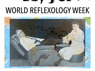 DAY 3 of WORLD REFLEXOLOGY WEEK 2020