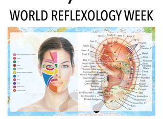 DAY 6 of WORLD REFLEXOLOGY WEEK
