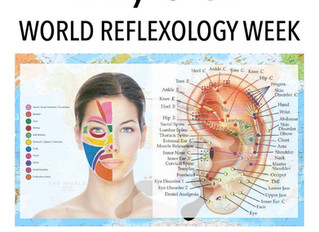 DAY 6 of WORLD REFLEXOLOGY WEEK 2020