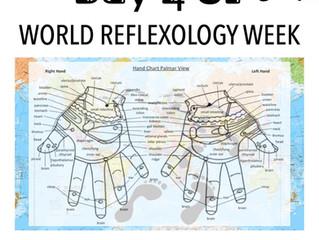 DAY 4 of WORLD REFLEXOLOGY WEEK 2020
