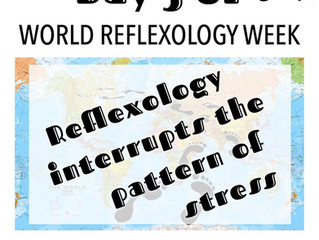 DAY 5 of WORLD REFLEXOLOGY WEEK 2020