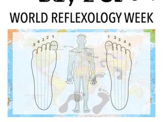 DAY 2 of WORLD REFLEXOLOGY WEEK 2020