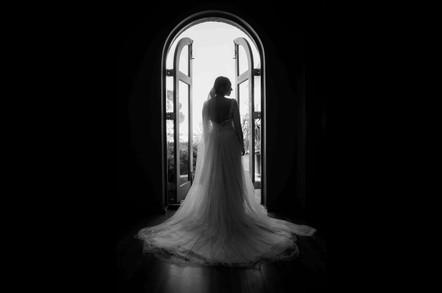 perth bride sillhouette