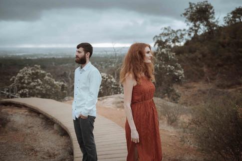 Perth engagement photographer