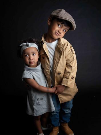 Perth children fine art studio photography