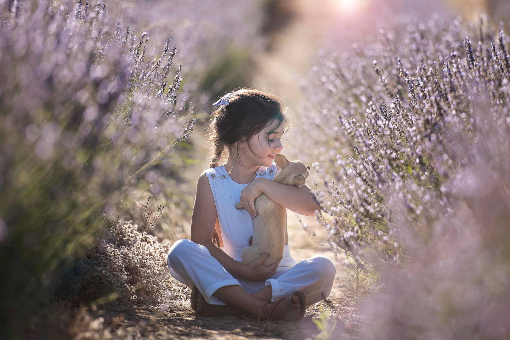 Perth girl yanchep lavender farm.jpg