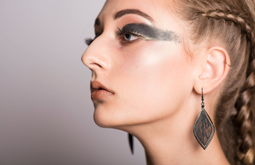perth makeup artist photography model