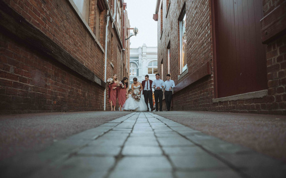 perth wedding wolf lane photography