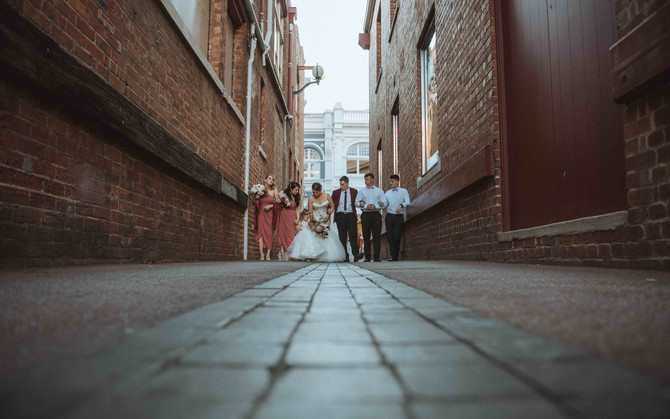 perth wedding wolf lane photography
