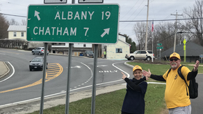 Closing in on Albany