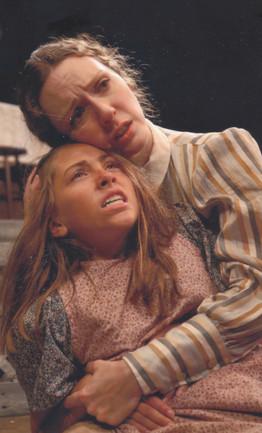 Anne consoles Helen