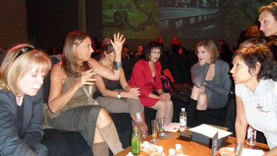 Donna Karan's working group
