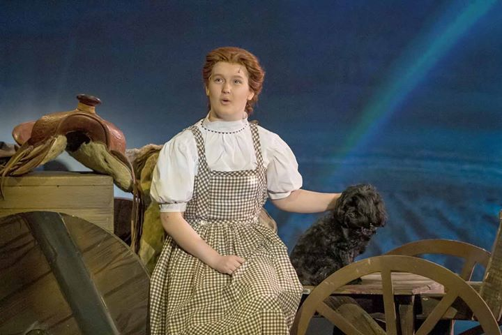 Emma Howard as Dorothy
