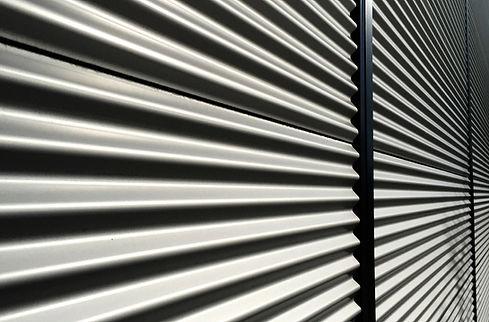 Textura da porta da garagem