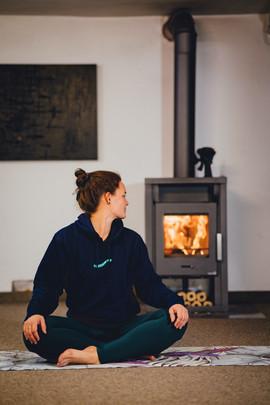 Welle Yoga mit Lisa