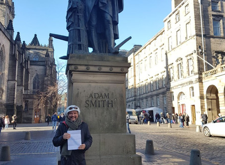 Money Theory dedicated to Adam Smith