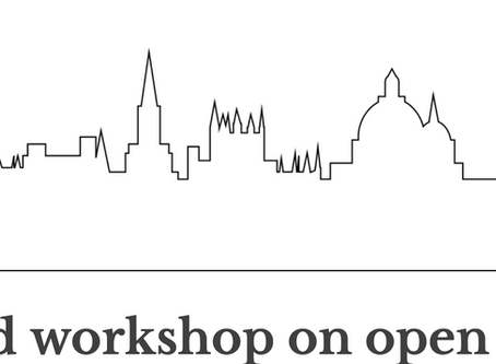 Second Open Games Workshop in Oxford