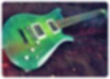 Guitar Body Wood