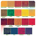 Guitar Colors