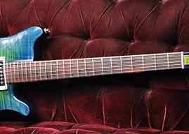 Guitar Fretboard Wood