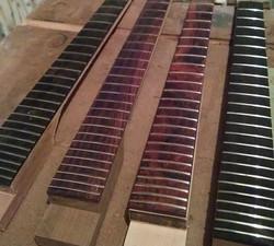 Custom Guitar Fretboard