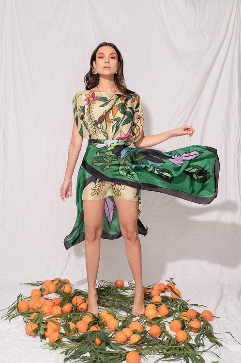 Pretty Salad, Emmanuelle Silk
